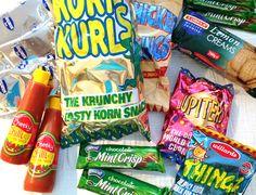 Zimbabwe food brands