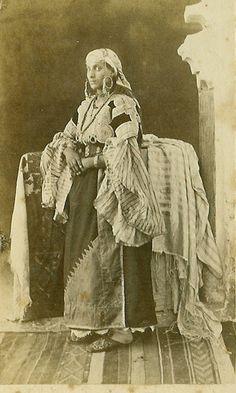 Jewish Moroccan Woman