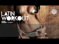 Hot Workout // Latin Workout Music Session (132 BPM) // WMTV - YouTube