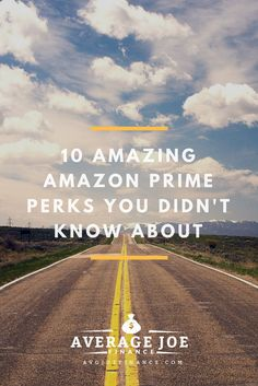 The list of perks you get for being an Amazon Prime member grows every day. Check out 10 awesome perks you may not have known about. Some even surprised me!
