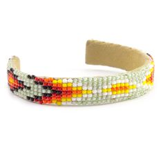 Chan Luu - Yellow Mix Bead Cuff, $45.00 (http://www.chanluu.com/yellow-mix-bead-cuff/)