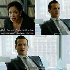 Great Jessica Harvey Specter Suits, Suits Harvey, Suits Tv Series, Suits Tv Shows, Mike Suits, Donna Suits, Suits Quotes, Sarah Rafferty, Suits Usa