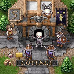 Cottage, Games, Studio, Inspiration, Biblical Inspiration, Cottages, Gaming, Studios, Cabin
