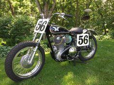 1956 G80CS built by 3Dcycle@blogspot.com