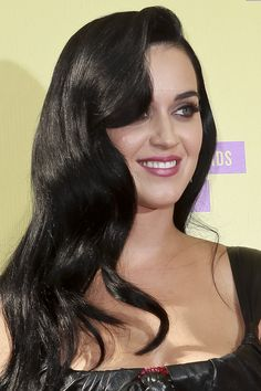 Hair extensions Katie Perry