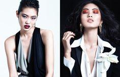 Chiharu Okunugi by Stockton Johnson for Vogue Thailand December 2014 3
