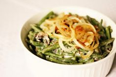 Naughty Carbs: Green Bean Casserole (Low Carb/Low Fat)