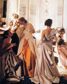 Charles James - 1948 - Paris - Photo by Sir Cecil Beaton