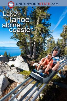Travel | California | Northern California | NorCal | Cali | USA | Mountain Coaster | Alpine Coaster | Roller Coaster | Attractions | Hidden Gems | Things To Do | Bucket List | Outdoor Activities | Lake Tahoe