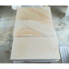 Wood Vein Yellow Sandstone China Supplier - Stone2Buy.com