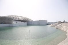 Image 3 of 21 from gallery of In Progress: Louvre Abu Dhabi / Jean Nouvel. ©…