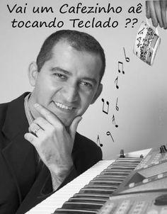 Hora do Cafezinho Musical !!! Alguém toma um xícara comigo???  Desfrute do lado bom da vida!! Venha aprender Teclado conosco!  AULAS ONLINE EM VÍDEO AULAS SEM MENSALIDADES -  VALOR ÚNICO DE: R$ 168,00 REAIS FAÇA JÁ SUA MATRÍCULA E COMECE A TOCAR TECLADO ONLINE HOJE MESMO!!!  ACESSE => www.aprendendoteclado.com