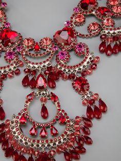Rodrigo Otazu Couture Necklace