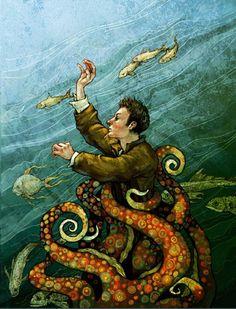 #art #tentacles