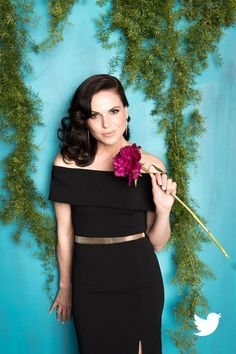 Lana Parrilla at the People Magazine / Entertainment Weekly Upfronts Party.