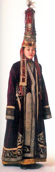 Ювелирное искусство казахов