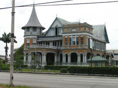 Knowsley Mansion Trinidad & Tobago
