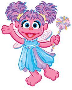 abby sesame street   Sesame Street/Abby Cadabby #SSAB01