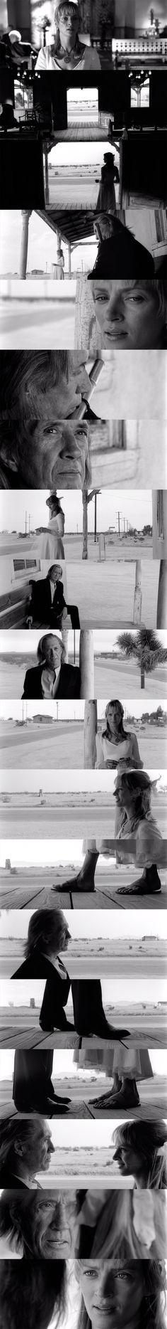 Kill Bill v1,v2 (2003, 2004) | dir. Quentin Tarantino | dop. Robert Richardson