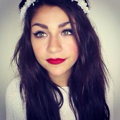 Andrea Russett is too pretty a person it's not even fair