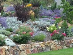 35 Popular Xeriscape Landscape Ideas For Your Front Yard - Hof Ideen Colorado Landscaping, Landscaping Tips, Garden Landscaping, Ways To Save Water, Front Yard Decor, Sloped Yard, Garden Compost, Xeriscaping, Backyard Patio
