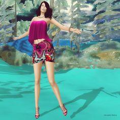 El Baul de la Moda en SL: Within a picture