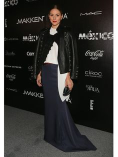 【ELLE】女性美を引き立てるオリヴィア・パレルモのドレススタイル|エル・オンライン Olivia Palermo private fashion