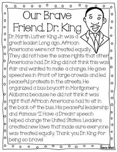 Printable Martin Luther King, Jr. Word Search Puzzle
