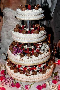 Torte nuziali on Pinterest  Torte, Catering and Wedding cakes