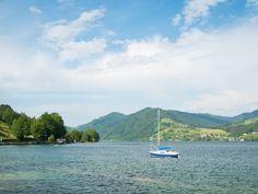 Attersee Ausflugstipps Salzkammergut Salzburg, Hallstatt, Seen, Mountains, Nature, Travel, Holiday Destinations, Destinations, Naturaleza