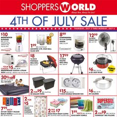4th of july sales in orlando