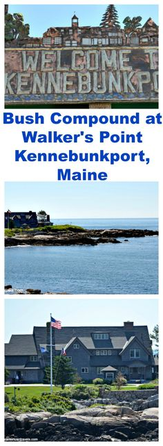 What To Know About Bush Compound At Walker's Point