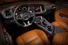 2015 Dodge Challenger SRT Hellcat - Interior 1