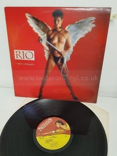 RIO, sex crimes, MFN 65, 12 - NEW IN FOR December 2017 Vinyl Record Shop, Vinyl Records, Rio, December, December Daily
