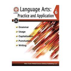 LANGUAGE ARTS GR 6 PRACTICE AND