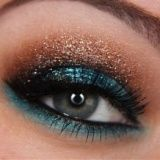 Poolside Glitter Goddess  Make-up Geek
