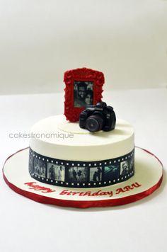 Camera cake - Cake by Thasni mariyam wahid