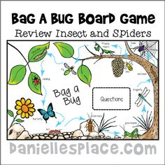 Bugs and Insect Crafts Preschool Projects, Preschool Themes, Preschool Science, Projects For Kids, Bees For Kids, Bee Crafts For Kids, Insect Crafts, Bug Crafts, Bee Coloring Pages