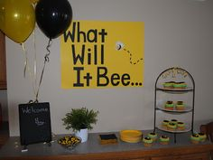 Life of a Modern Mom: What Will It Bee!!! Baby Shower