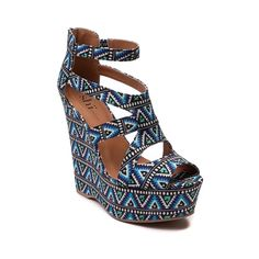 Shop for Womens SHI by Journeys Cabazon Wedge in Blue at Shi by Journeys. Shop today for the hottest brands in womens shoes at Journeys.com.
