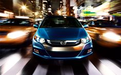 Re-pin if you're a city guy or gal. #Honda #Insight