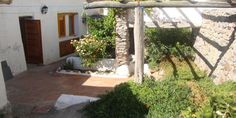 House with patio garden - Alpujarra PropertyAlpujarra Property