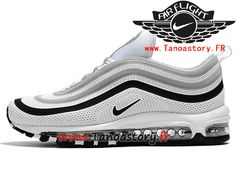 420018c3d33fa Chaussures Nike Pas Cher Pour Homme Nike Air Max 97 I-95 Pack Black Green