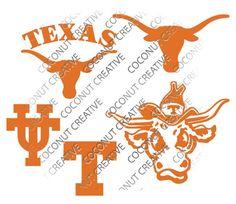 File Texas Longhorn Logo Svg Cricut Texas Longhorns