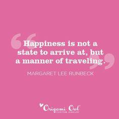 #happiness #origamiowl www.rebeccas.origamiowl.com