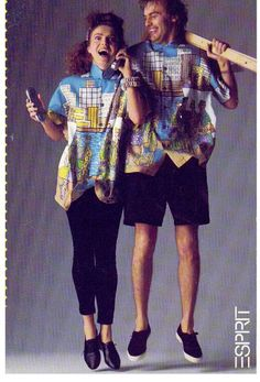 Esprit 1980s