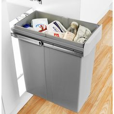 Wesco Big Boy - Pull Out Bin - 40L for 300mm Door - Binopolis