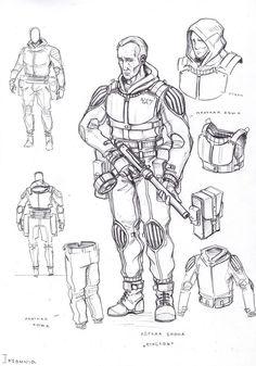 light armor 15 by TugoDoomER