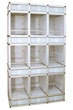 "Euro Store Cage Unit (76"")"