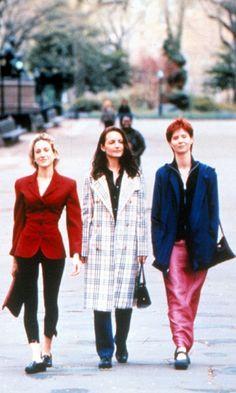 Carrie Bradshaw, Charlotte York And Miranda Hobbes, Season 1